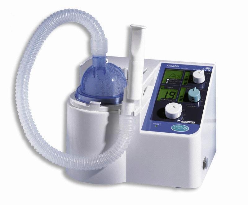 Inhalátor ultrazvukový Omron NE-U17