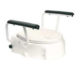Nástavec na WC s madly a nastavitelnou výškou