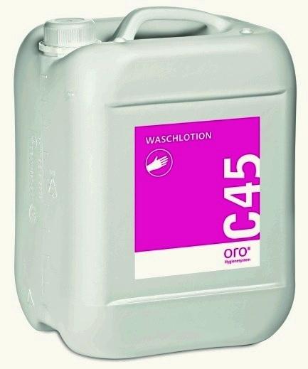 Orochemie C45 kanystr10 litrů mycí emulze