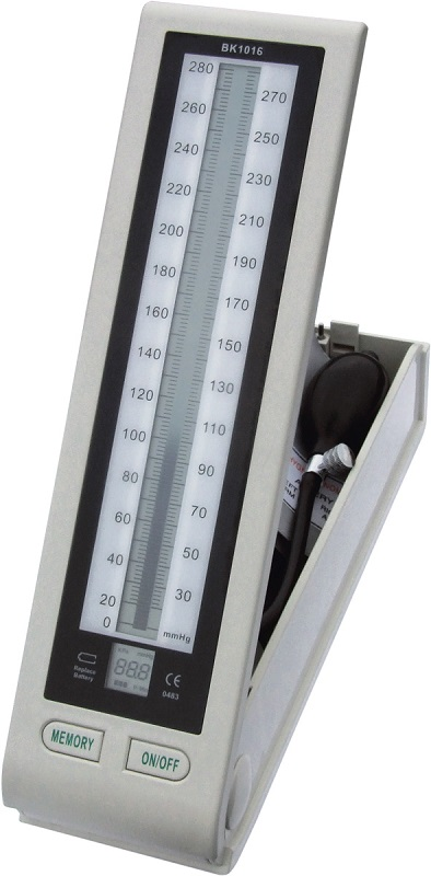 Tonometr bezrtuťový BK 1016 (tlakoměr na paži)