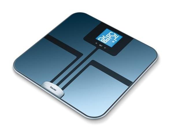 Váha diagnostická Beurer BF 750 (Měření tuku, vody, svalové hmoty a kostí. BMI)