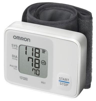 Fotografie Tonometr dig. OMRON RS1 na zápěstí