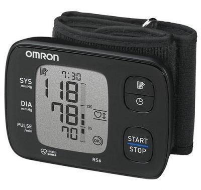Omron RS6 tonometr zápěsťový