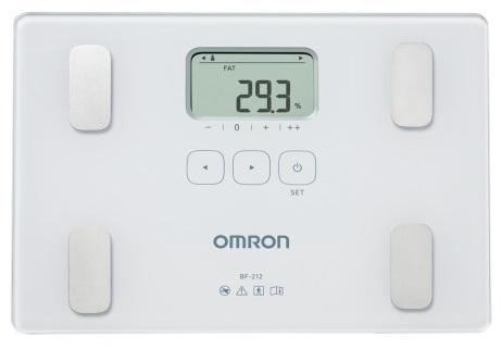 Omron BF 212 monitor skladby lidského těla