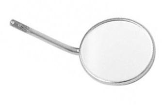 Zrcátko zubní zvětšovací č.5, průměr 24 mm