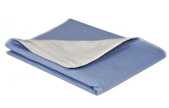 Abri Soft textilní podložka se záložkami 75 x 85 cm (Pro ochranu lůžka při inkontinenci)