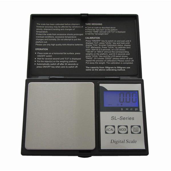 Lesak SL-1000 kapesní digitální váha