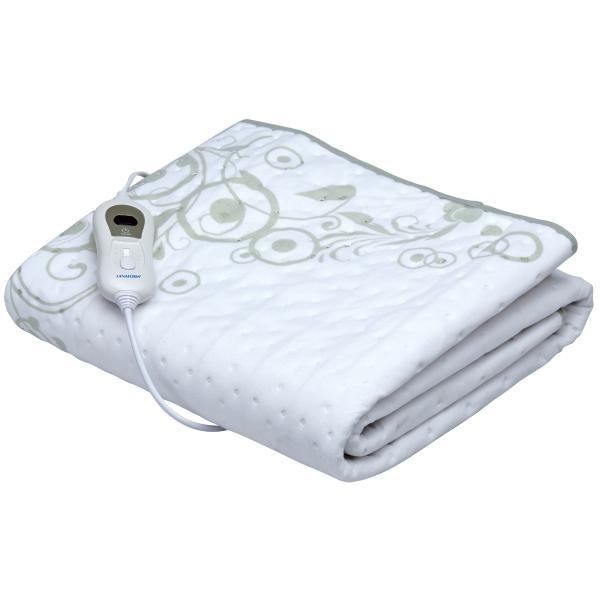 Vyhřívací podložka Heating Blanket S2Lanaform (Elektrické prostěradlo na dvojlůžko LA180111)