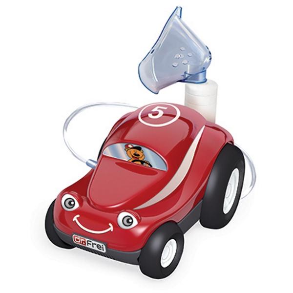 Dr. Frei Turbo Car inhalátor kompresorový s nosní sprchou
