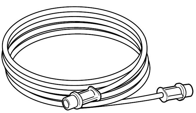 Vzduchová hadice k inhalátoru Omron C28