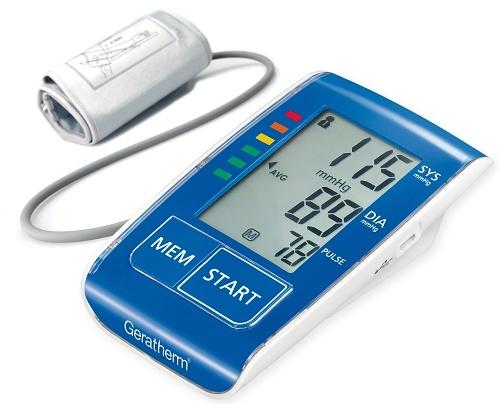Geratherm Active Control Plus tlakoměr na paži