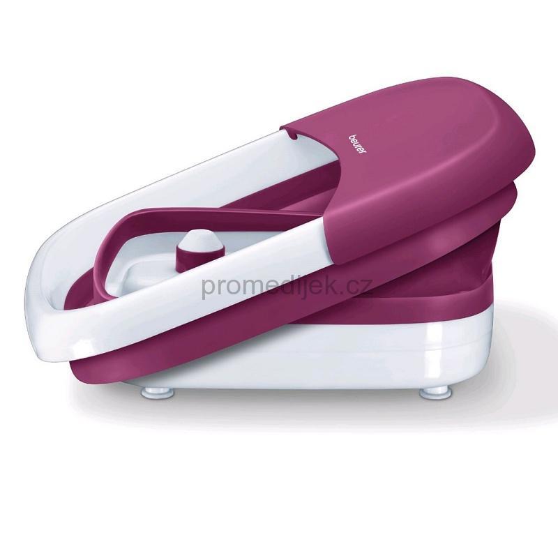Masážní vana na koupel nohou Beurer FB 30 (Skládací perličková lázeň s infrasvětlem)
