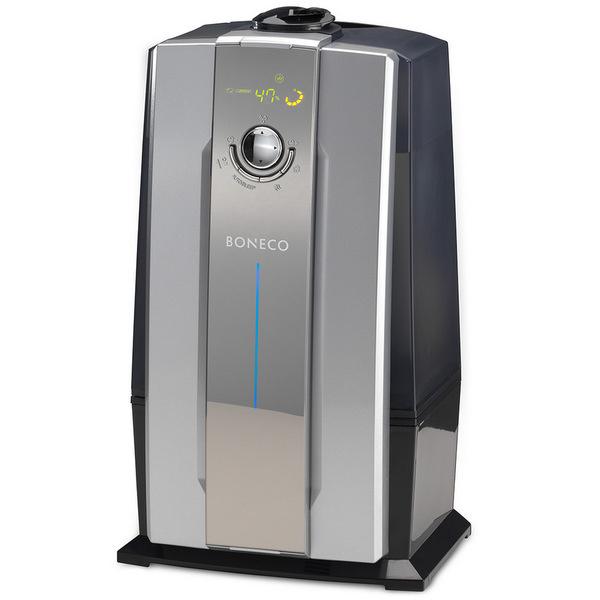 Ultrazvukový zvlhčovač vzduchu Boneco U7142 (S teplou mlhovinou)