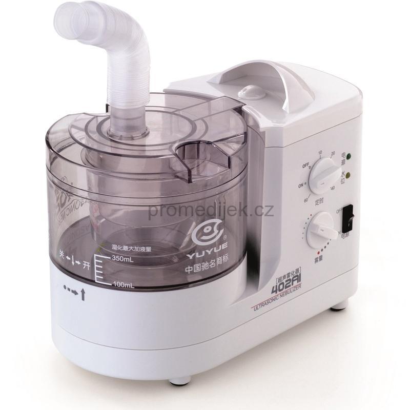Yuwell 402AI ultrazvukový inhalátor
