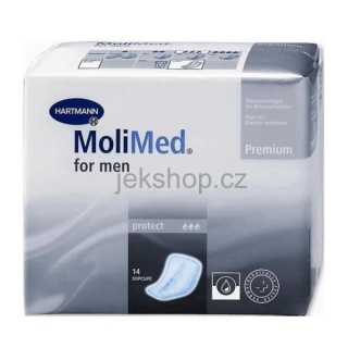 Inkontinenční vložky MoliMed for men Protect 14ks