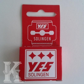 Čepelky Yes Solingen 10 ks