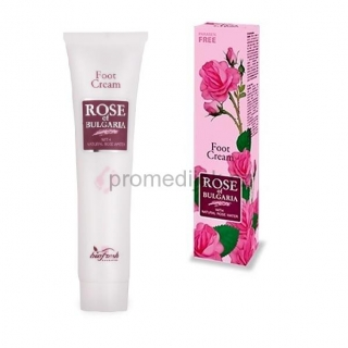 Krém na nohy Rose of Bulgaria 75 ml BioFresh